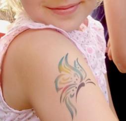 Tattoo adesiva